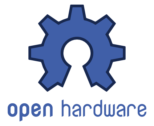 open source hardware logo