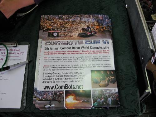 ComBots Cup VI