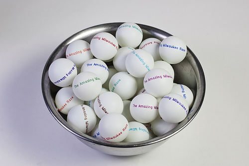 Ping-Pong Ball Bot