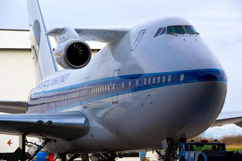 Mutant Airplane