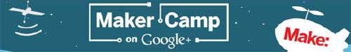 Maker Camp Banner