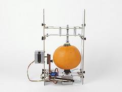 Fixturing in Eggbot