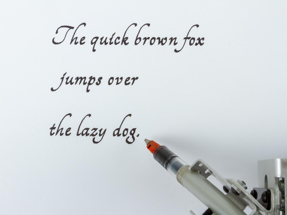 Italic Pen Adapter